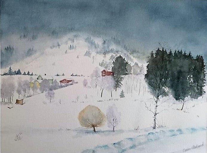 Kullen vinter