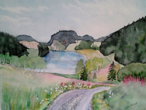 Orstasjön