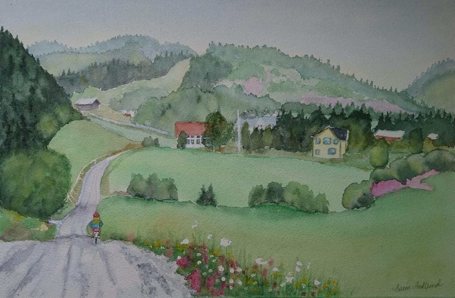 Vägen från Själand