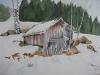 Vinter i Klocke