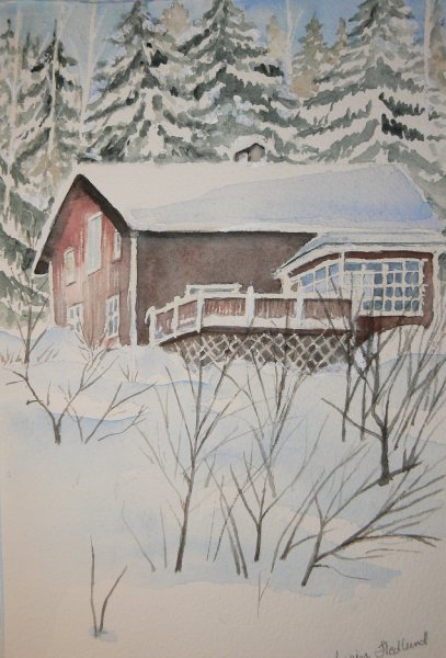 Vinter i Tollsäter